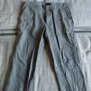Banana Republic kentfield grey pants